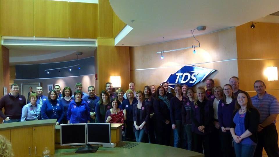 TDS Telecommunications Corporation Headquarter Photo