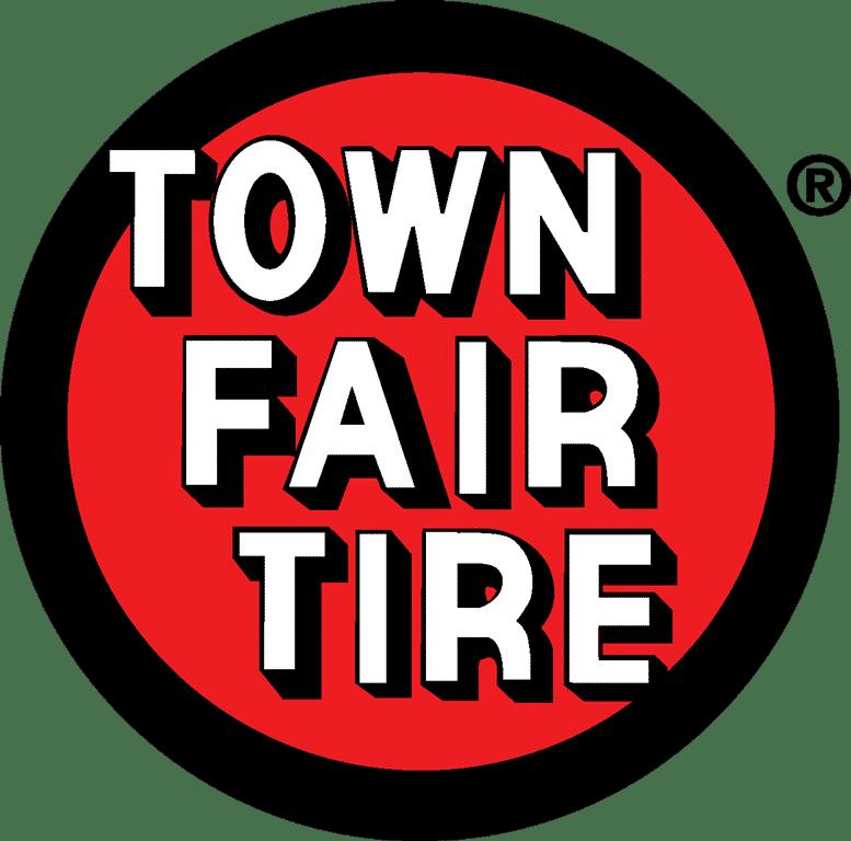 Town Fair Tire Center Logo