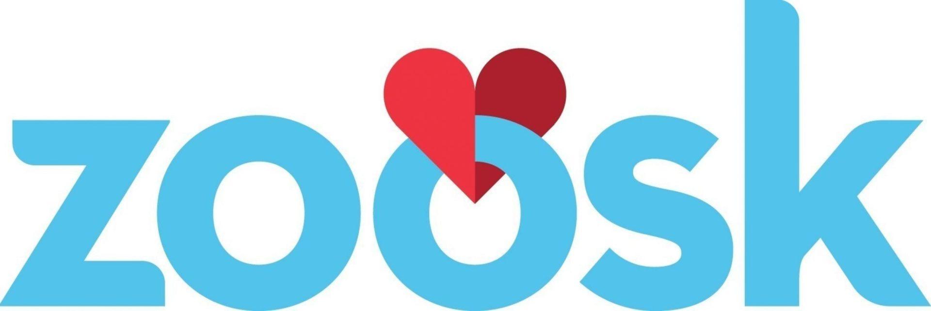 Zoosk Blue Logo